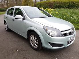 VAUXHALL ASTRA 1.4 LIFE ~ LOVELY CAR, VERY LOW MILEAGE!