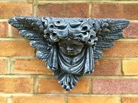 Stone Ornament, wall mounted