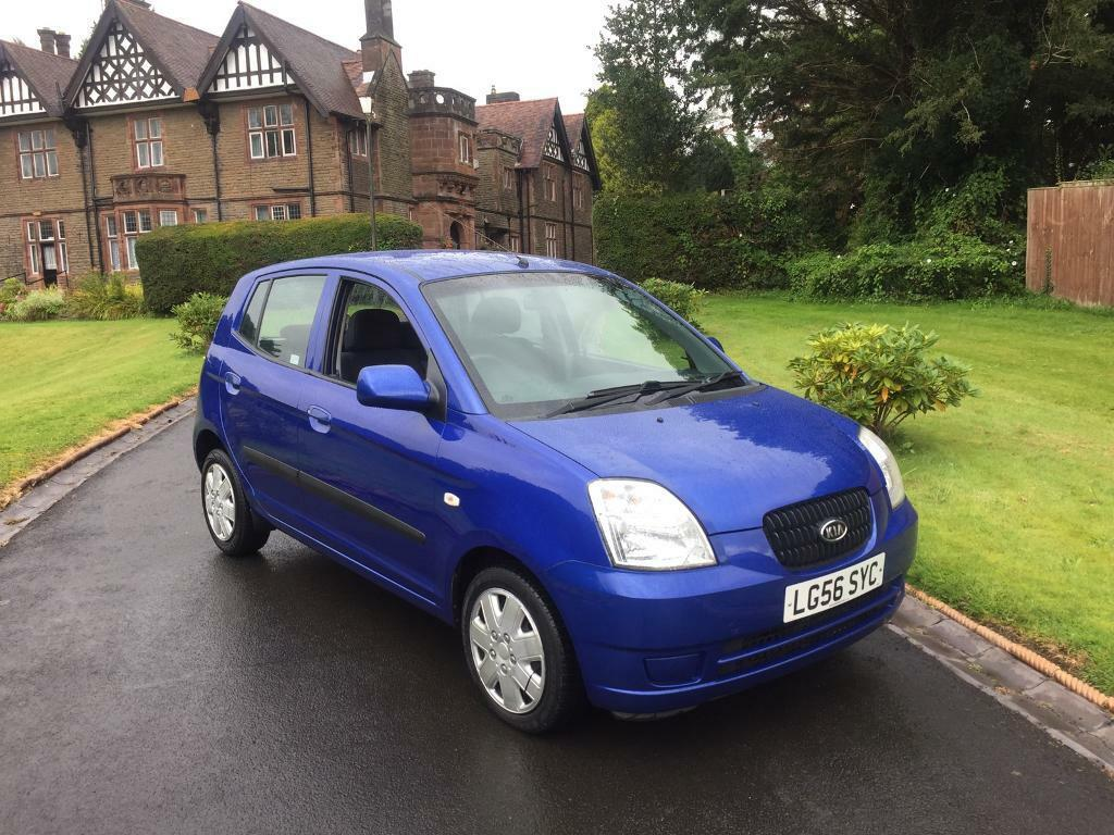 56 KIA PICANTO GS 1.0 ** CHEAP INSURANCE ** £30 ROAD TAX
