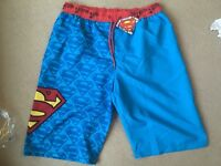 Men's superman swimming shorts size XL-never been worn