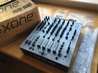 Allen & Heath Xone 92 silver dj mixer with original box