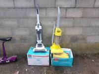 Various vacuum cleaner