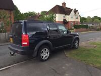 Land Rover discovery 3 automatic