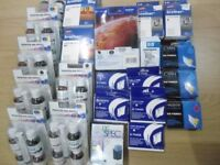 Job Lot of Ink cartridges and Ink refill kits