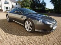 Aston Martin 2009 DB9 SPORT, Glass Key facelift model, Warranty, JUST SERVICED
