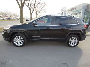 2014 Jeep Cherokee North*4X4*MAGS*SIÉGES*VOLANT CHAUFFANT*DÉMARR