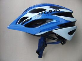 GIRO professional cycling helmet size L (59-63cm adjustable) - Great looking