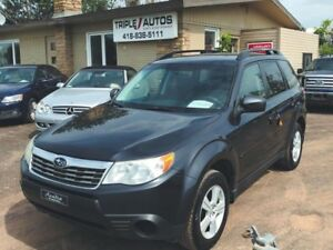 2010 Subaru Forester 2.5 X Outdoor Package