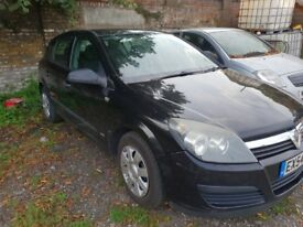2004 Vauxhall Astra 1.6L 16v Life 5dr Manual SOLD!!!
