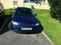 Astra 1.7 Vauxhall low miles px swap