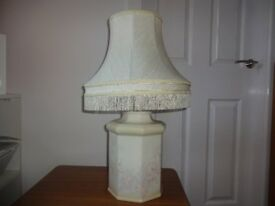 ABSOLUTELY GORGEOUS TABLE LAMP