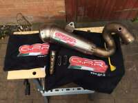 Honda Fireblade Power Cone can