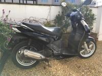Aprilia sport city moped 2008 125cc