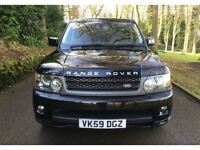 2009 Land Rover Range Rover Sport 3.0 TD V6 HSE