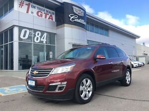 2016 Chevrolet Traverse LT*AWD