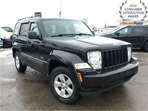 2010 Jeep Liberty NORTH EDITION**POWER SUNROOF**