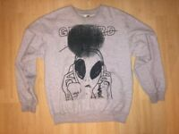 Gerard Way official merchandise unisex jumper - My Chemical Romance - emo - rock