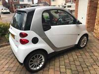 Smart Four Two 1.0 MHD Passion, 2010