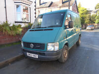 Volkswagen LT35, 2003, Partial Camper Conversion, 133,000miles, MOT valid March 2017