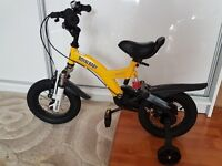 12 inch kids mountain bike, BMX, brand new condition