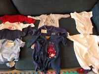 baby boy bundle 0-6months
