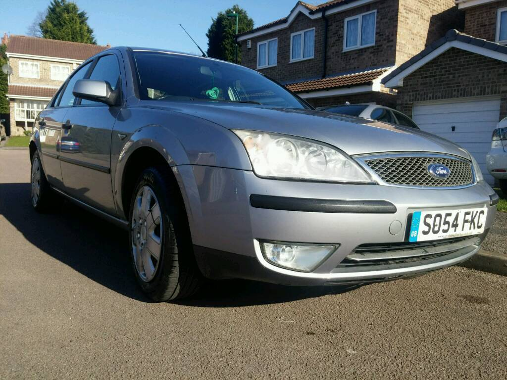 2005 FORD MONDEO LX 10 MONTHS MOT