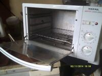 "In MINT CONDITION , OVEN / GRILL by TEFAL "" THE MAXI ""18"" by 12"" by 12"" in F/W ORDER ++++"