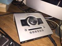 Audio interface UAD Apollo twin duo