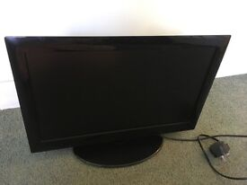 """18.5"""" LCD TV with DVD and HDMI slot"""