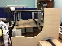 Used, office desks, job lot, furniture,