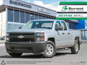 2014 Chevrolet Silverado 1500 4X4 Only 44,000KMS!!