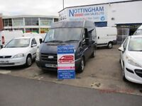 Ford Transit SWB Semi - High Roof 2008