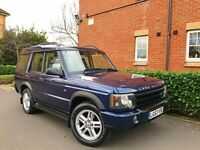 "2003 53 REG Land Rover Discovery 2 2.5 TD5 GS Auto 5dr (7 Seats) "" HPI CLEAR """