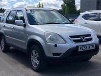 2004/54 REG HONDA CRV VTEC SE SPORT ** PETROL + SMOOTH DRIVE ** £850