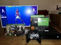 Xbox One/TV Bundle