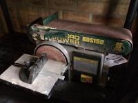 Record bench sander