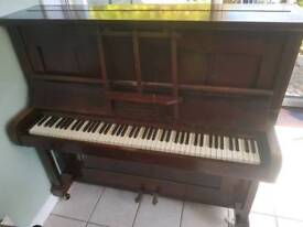 Working piano delivery availabe