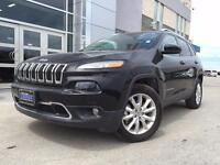 2014 Jeep Cherokee LTD 4W Limited Daily Rental Return
