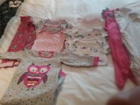 Baby girl clothes bundle size 12-18 months