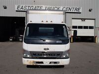 2009 Sterling 360 Used Sterling 360 16 Foot Box Truck