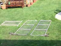 Ifor Williams trailer cage