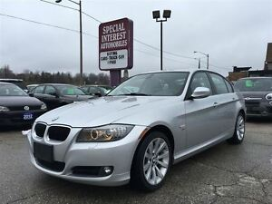2011 BMW 3 Series 328i X-DRIVE !! NAVIGATION !! EXECUTIVE PKG !!