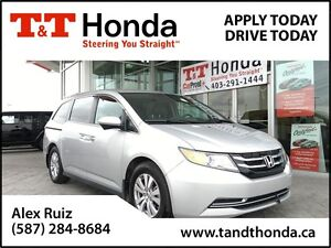 2015 Honda Odyssey EX *Local Van, No Accidents, Remote Starter*