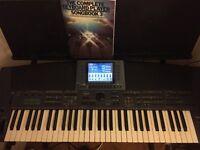 Keyboard Technics KN5000