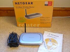 Netgear WGR614 Wireless Router