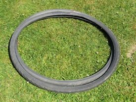 Pair of bicycle tyres 700x32