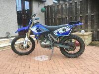 Motocrosser ST 200 Four Stroke