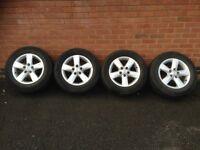 5x114.3 215/65/16 Alloy Wheels&Tyres,Nissan,Honda,Hyundai,Kia,Mazda,Mitsubishi,Toyota,Chrysler,Jeep