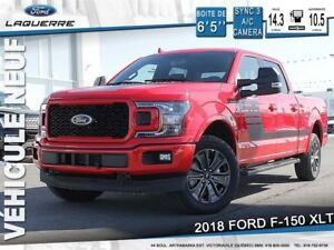 2018 Ford F-150 XLT LF