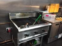 Commercial Grill 3ft